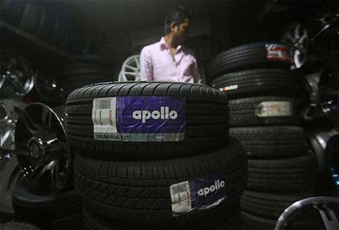 Floods Disrupt Production for Four Days at Chennai Factory of Apollo Tyres