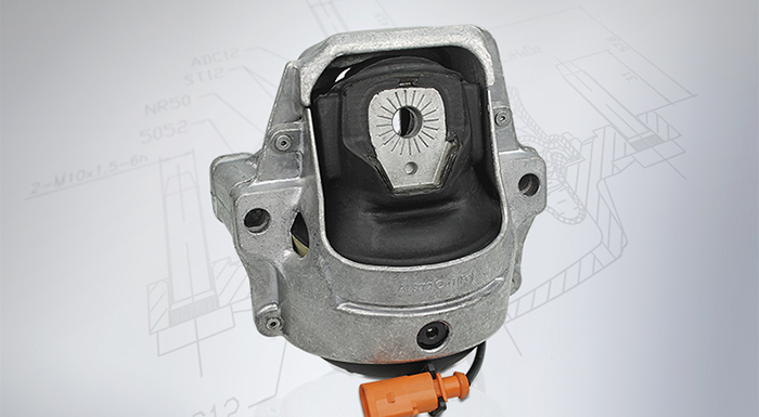 MEYLE Offers Third-Generation Hydraulic Engine Mounts