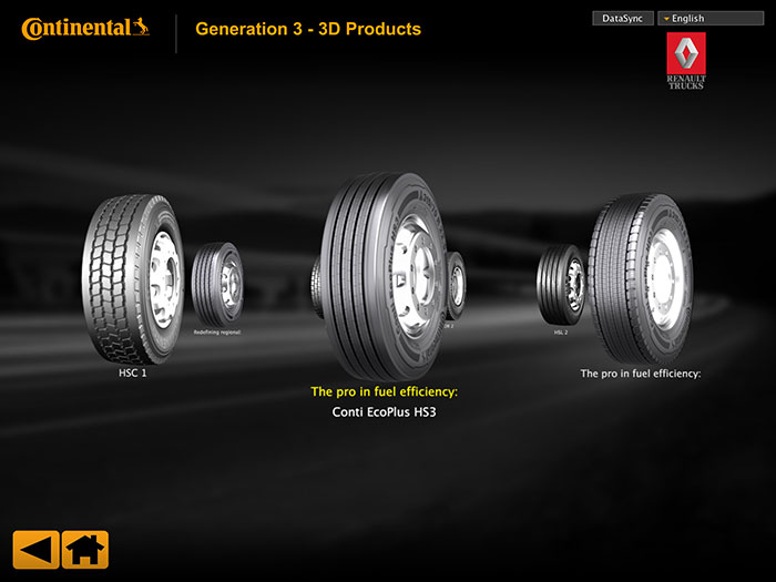 Continental Launches App Tailored for OEM Customers in CV Sector