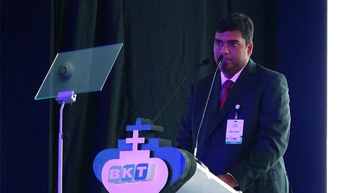 Rajiv Poddar - Joint Managing Director, BKT Tyres