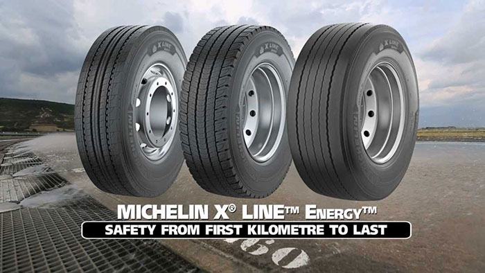New Michelin X Line Energy Tires Get Seal of Approval from Mercedes-Benz