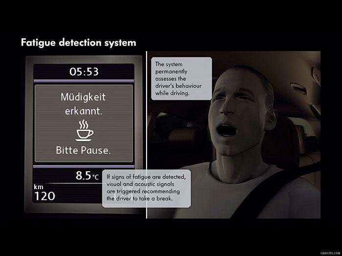 Hands-off Doze Control System