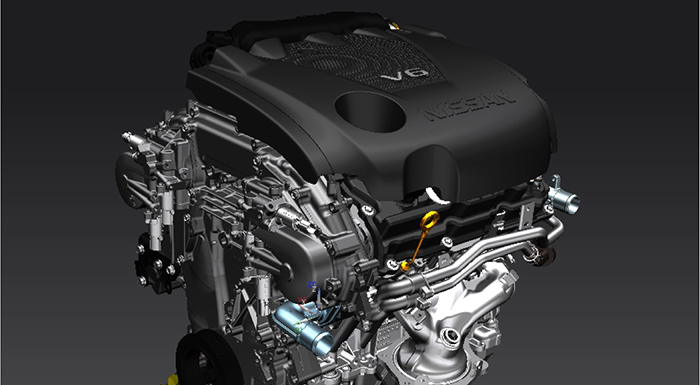 Nissan's Maxima Engine Makes It to 'Wards 10 Best Engines' List for 2016