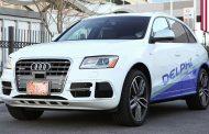 New Delphi Tech to Improve Self Driving Car