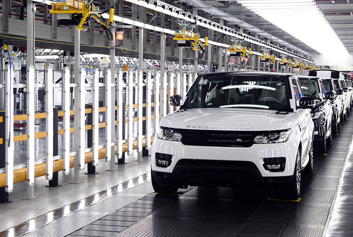 Jaguar Land Rover Finalizes Deal for USD 1.5 Billion Car Factory in Slovakia