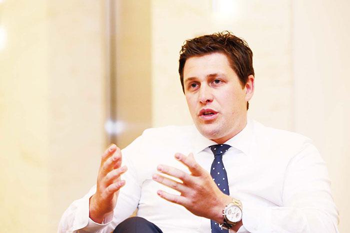 Andreas Bareis New MD of McLaren Automotive in MENA region
