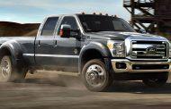 Ford F-Series Truck Gets High-Strength Novelis Aluminum