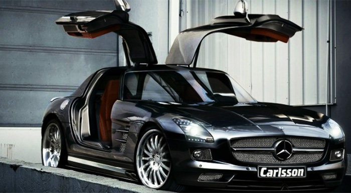 Sambo Acquisition Saves Renowned Tuning Firm Carlsson