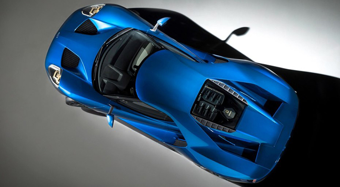 Ford GT to Feature Hybrid Gorilla Glass Windshield
