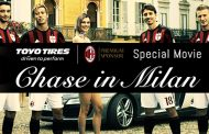 Toyo Tires Teams Up with AC Milan for New Movie