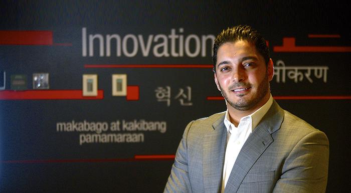 Tarik Abd-Rabu, Marketing Leader, 3M Automotive After Market & Automotive pisions