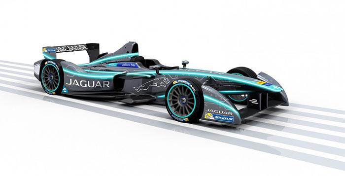 Jaguar Returns to Motorsports