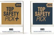 Toyota Earns Top Spot in IIHS 2016 Top Safety Pick Awards
