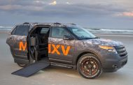 BraunAbility Pioneers Design of SUVs for Differently-Abled People