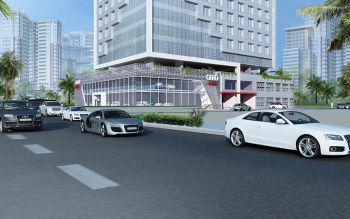 Ali and Sons Opens New Audi Showroom in Abu Dhabi