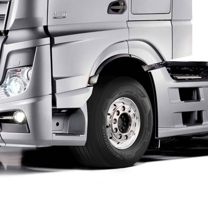 Hankook Tire Expands OE Portfolio with New Tires for Mercedes Benz Trucks