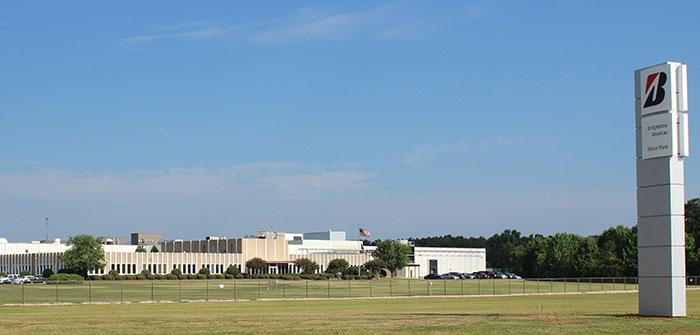 Bridgestone Reveals Plans to Invest in Expansion of US Plant
