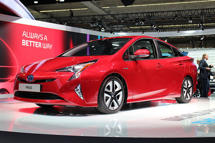 Toyota Prius—Leading from the Front