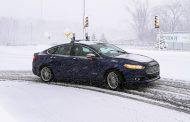 Ford Creates Industry First by Conducting Snow Tests of Self-Driving Cars