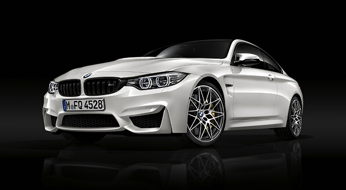 New BMW Performance Package Arrives in M3 and M4