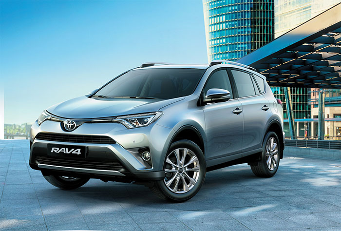 Revamped RAV4 Expected to be One of Most Popular Models in 2016