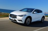 "Infiniti Q30 Earns Best Performing ""small family car"" Award in Euro NCAP Assessment"