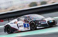 Audi Emerges as Winner of 2016 Hankook 24H Dubai