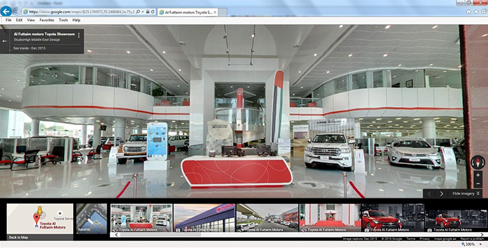 Al-Futtaim Motors Launches UAE's First Digital Car Showroom