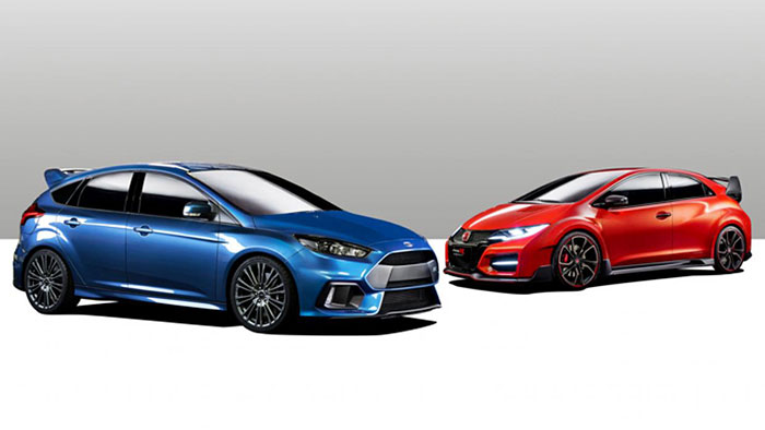 Michelin Wins OE Fitment of 2016 Ford Focus RS