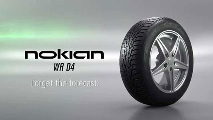 Nokian Develops Worlds First AA Class Winter Tire