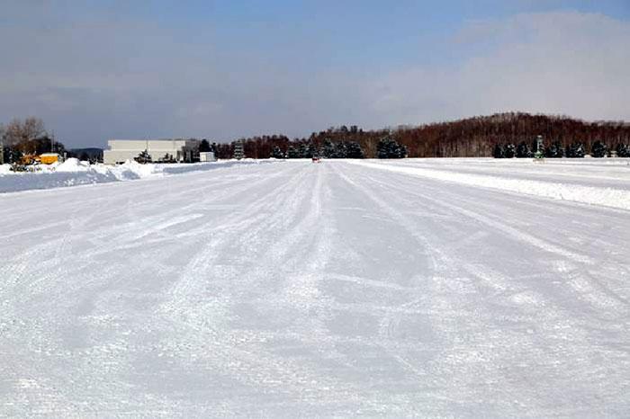 Yokohama Rubber Opens New Winter Tire Testing Facility in Hokkaido