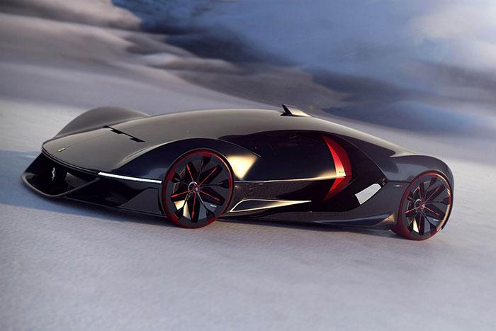 Manifesto Emerges as Winner of Ferrari design contest