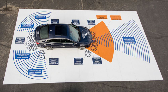 IIHS Research Highlights Automatic Braking Benefits