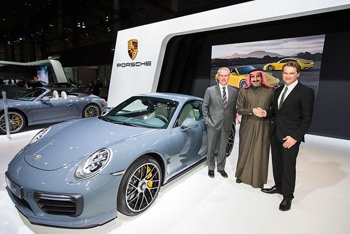 Porsche debuts new 911 range and Macan GTS at Qatar Motorshow 2016