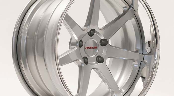 Forgeline Motorsports Presents New CV3C Wheel