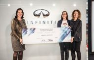 UAE Woman Wins 'Infiniti Speed Pitching' Contest
