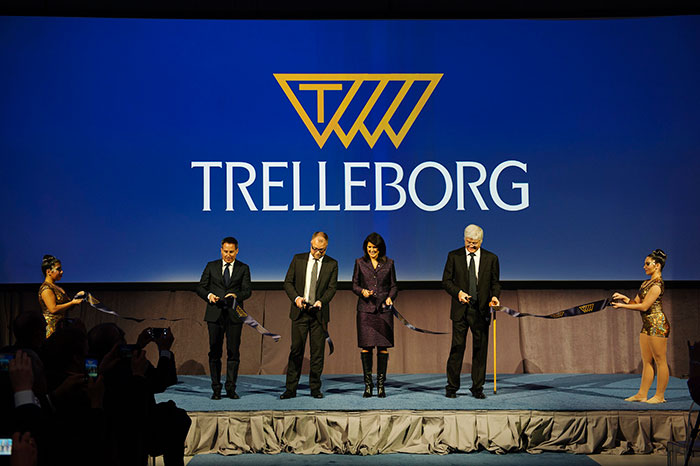 Trelleborg Opens New Factory for Agricultural Tires in South Carolina