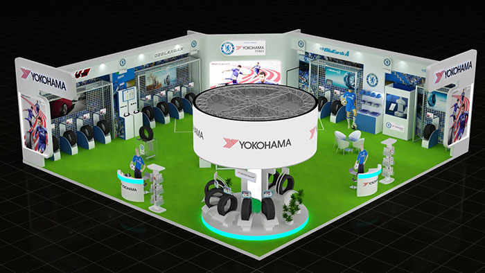 Yokohama Rubber Reveals plans to Participate in Auto Expo
