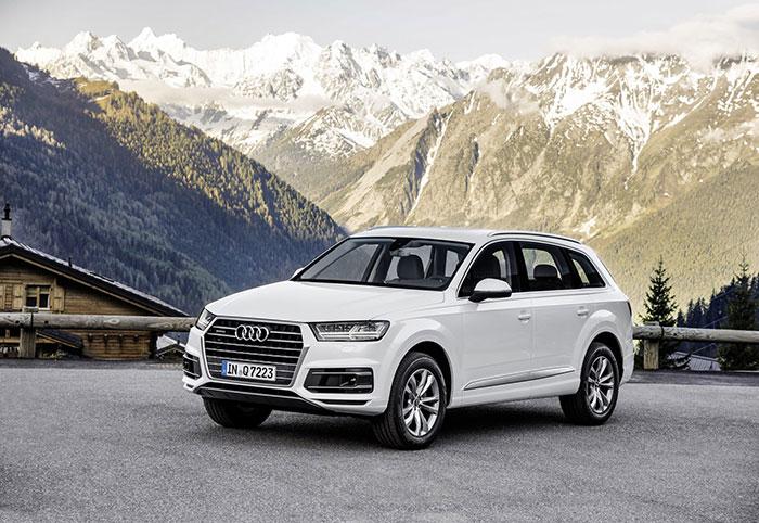 Three Audi Models Win Best in Class Awards in Best Cars 2016 Poll