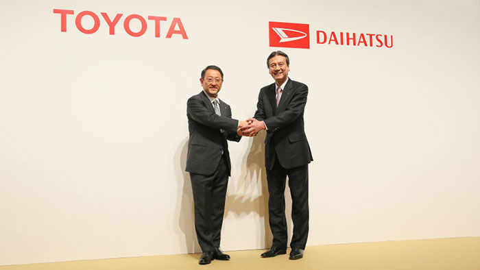 Toyota Strengthens Focus on Small Cars with Daihatsu Acquisition