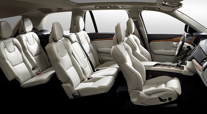 Johnson Controls Redefines Seating Comfort in Volvo XC90