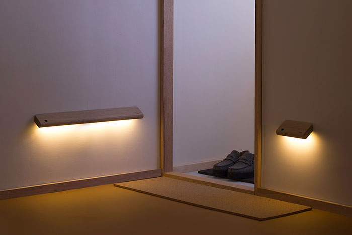 Ellum Motion-Sensing Lights