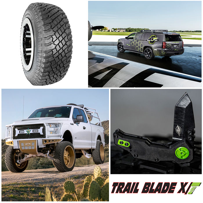 Atturo Launches 12 New Sizes of Trail Blade X/T Urban All Terrain Tires to Cater to Demand for Expanded Fitments