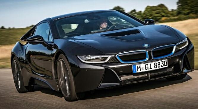 BMW Represents Osram's Mass-Market Target for Laser Headlights