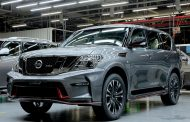 Nissan Begins Production of the Patrol NISMO at Kyushu Plant