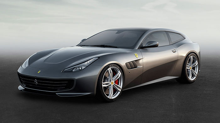 Ferrari to Launch FF Grand Tourer in New Avatar as GTC4Lusso