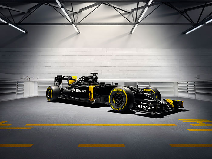 Infiniti Broadens Involvement with Formula One Racing