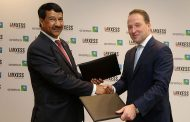 Lanxess and Aramco to launch Joint Venture on April 1