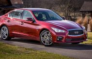 Infiniti Unveils 3 New Engines for Q50 Sports Sedan