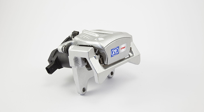 ZF TRW-Brakes Mulls Debut of Electric Park Brake Tech in India